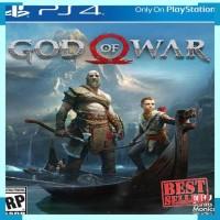 CD PlayStation - PS4 GOD OF WAR