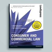 Law Express Consumer and Commercial Law 4th by Judith Tillson 4