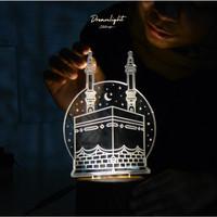 Lampu Akrilik - Makkah Dreamlight TS