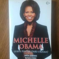 Buku Michelle Obama - Wasis Wibowo