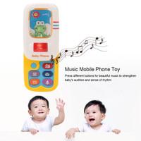 Mainan Telepon bayi Geser / Baby mobile phone toys / mainan HP bayi