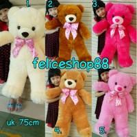 boneka teddy bear/beruang jumbo/besar