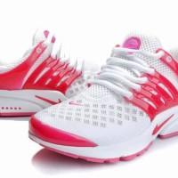 Sepatu Olahraga Lari Running Nike Air Presto Red White 3912