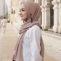 Grosir jilbab pashmina sabyan diamond italiano hijab segi empat Keren