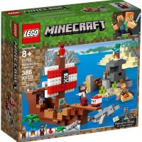 LEGO 21152 MINECRAFT Pirate Ship