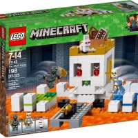LEGO 21145 MINECRAFT The Skull Arena