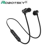 Robotsky XT-11 Bluetooth Magnetic Headset