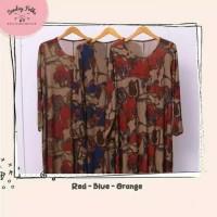 Gamis terbaru Jual Baju Gamis Wanita Gamis Jumbo 4L Kaos Import 2317