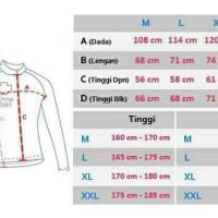 JS8 Baju Jersey Kaos Sepeda Panjang XC plus celana sepeda padding