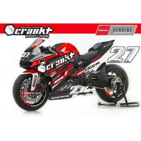 Decal Stiker CBR250RR Crankt Honda Racing WSBK Custom Motoblast 1