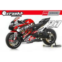 Decal Stiker CBR250RR Crankt Honda Racing WSBK Custom Motoblast 2