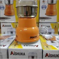 Blender Obat Kopi Biji-Bijian Aishuka Ks168 Alat Penggiling Kopi/Obat