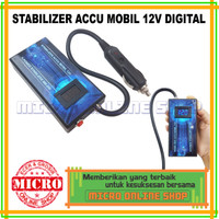 V-Power Stabilizer V-MB200 / Stabilizer Accu Aki Mobil/ Penghemat BBM