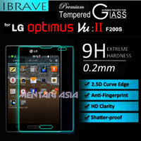 Tempered Glass LG Optimus Vu-II F200 - iBrave PREMIUM