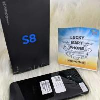 Samsung s8 duos SM-G950FD seken fullset jakarta gojek s8 dual 4/64Gb