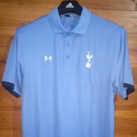 34c20928 kaos kerah polo shirt PS Spurs Tottenham hotspur under armour original