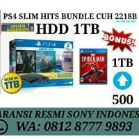 PS4 SLIM CUCH 2016A 500GB