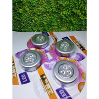 Lampu LED Stick N Click REJECT