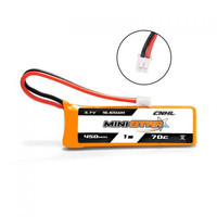 CNHL MiniStar 450mAh 3.7V 1S 70C Li-Po Battery