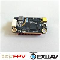 EXUAV VTX Pro 5.8G 48CH 2-6S Switcher PIT - 25mW - 1000mW IRC Tramp