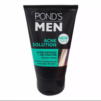 POND'S MEN FACE WASH ACNE CLEAR OIL CONTROL