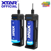 Xtar SC1 Charger Baterai 1 Slot for Li-ion 18650 18700 20700 26650