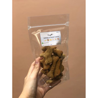 Homemade Dog Biscuit - Banana & Cheese Flavor (100gr)