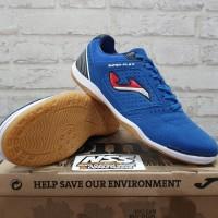 Harga sepatu futsal joma superflex royal blue original flexs 904 | antitipu.com