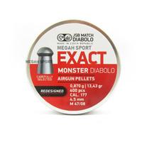 EXACT MONSTER DIABOLO KODE 0 PE457