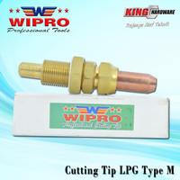 Mata Blender Potong / Cutting Tip Wipro Type M LPG 3413-2