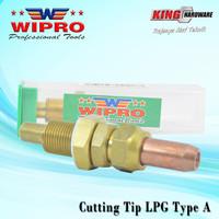 Mata Blender Potong / Cutting Tip Wipro Type A LPG 3401-3