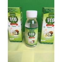 VCO Virgin Coconut Oil   Minyak Kelapa Asli Murni 125 ml