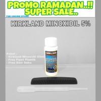 KIRKLAND MINOXIDIL + PIPET PLASTIK SUPER SALEE..