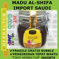 Madu Alshifa 1 Kg - Madu Al-Shifa 1Kg - Kemasan Baru