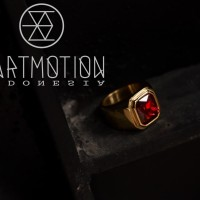 Cincin Pria - Master Red