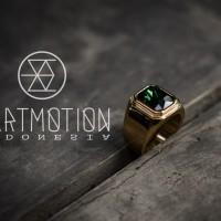 Cincin Pria - Master Green