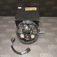 Lampu Daymaker Predator 7inch 14 Mata Include Sein