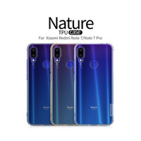 XIAOMI REDMI NOTE 7 / 7 PRO NILLKIN NATURE SOFTCASE JELLY CASE BENING