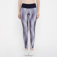 CoreNation Active Ellie Legging - Grey Pattern