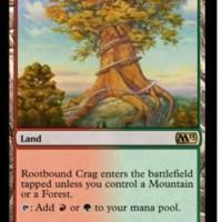 Rootbound Crag - M12