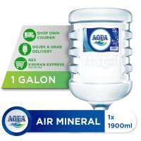 AQUA Air Mineral 19liter (1 galon)