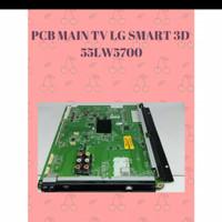 PCB MAIN TV LG SMART 3D MODEL 55LW5700