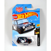 Hotwheels Morris Mini