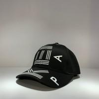 beef219a24740f TOPI KENZO PARIS LOGO BASEBALL CAP BLACK 1:1 AUTHENTIC NOT GUCCI