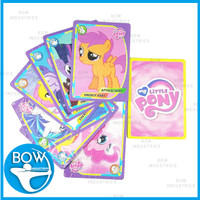 Kartu My Little Pony Trading Card Game Kartu Mainan Anak