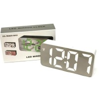 Jam Meja Digital Led Weker DS-3622 Digital Alarm Clock Mirror