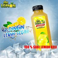 DE LEMON - SARI LEMON / JUS LEMON SUPLEMEN KECANTIKAN UNTUK DIET SEHAT
