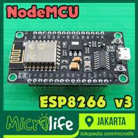 NodeMCU v3 Lolin LUA WiFi CH340 ESP8266 IoT