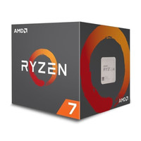 AMD Ryzen 7 Pinnacle Ridge 2700 3.2Ghz Up To 4.1Ghz Cache 16MB 65W AM4