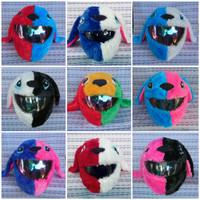 Cover Helm Elmo